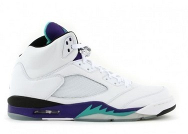 Air Jordan Retro 5 (V) Grape