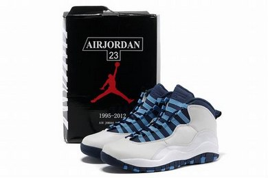 best service 10807 4b179 Air Jordan X (10) Retro-37