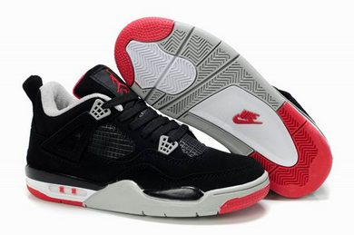 Air Jordan IV (4) Kids-21
