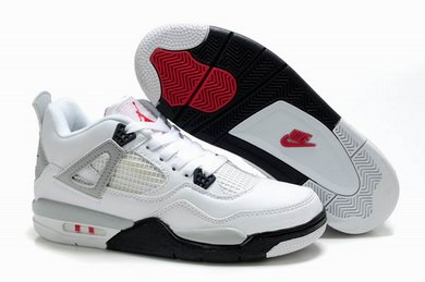 Air Jordan IV (4) Kids-23