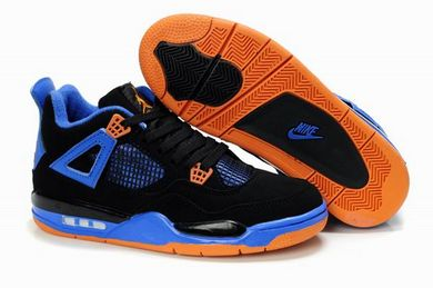 Air Jordan IV (4) Kids-33