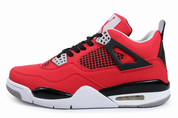 nouveau mill sime de l quilibre - Air Jordan IV (4) Retro Red Black White-48