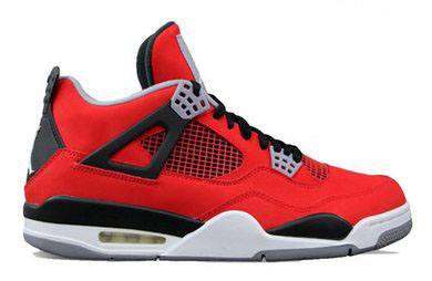 Air Jordan 4 Fire Red Toro