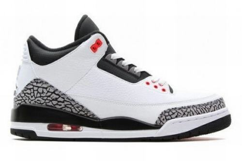 Air Jordan III (3) Retro Infrared 23