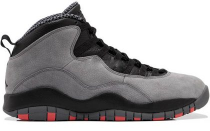 Air Jordan X (10) Retro Cool Grey