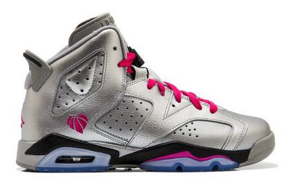 Air Jordan VI (6) Valentines Day
