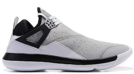 bc2c3ffb1b5268 Air Jordan Fly 89 Grey White Black