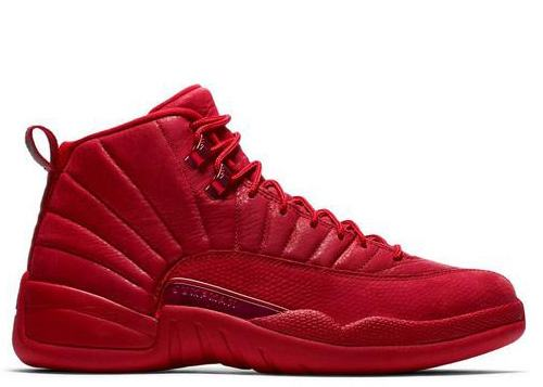 the best attitude 012d9 984df Air Jordan 12 Retro Bulls Gym Red