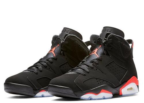 00e6fc946830 Air Jordan 6 Retro Black Infrared 2019