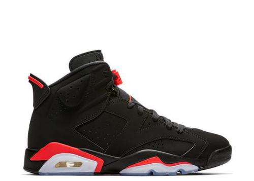 new style 77623 6cc2d Air Jordan 6 Retro Black Infrared 2019
