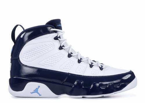 hot sale online 86ad7 cf7b3 Air Jordan 9 Retro UNC